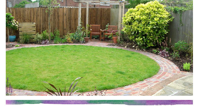 Top 28 back gardens designs cool small back garden for Small back garden ideas