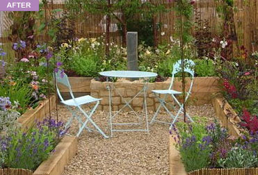 Garden Design: Garden Design with Traditional courtyard garden ...